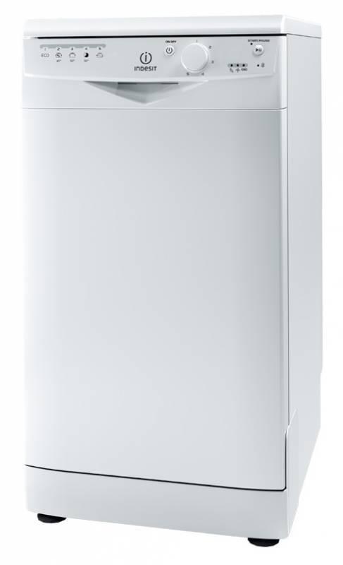 Посудомоечная машина Indesit DSR 15B3 RU белый - фото 1