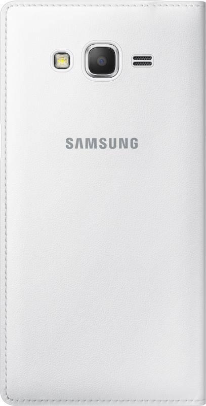 Чехол (флип-кейс) Samsung Flip Wallet белый - фото 2