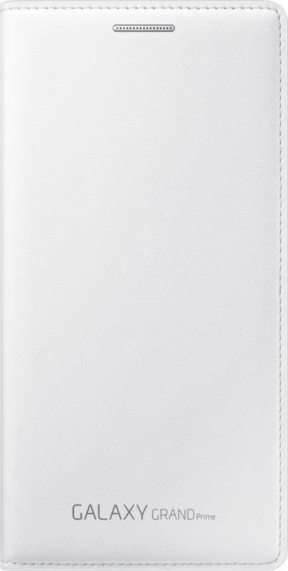 Чехол (флип-кейс) Samsung Flip Wallet белый - фото 5
