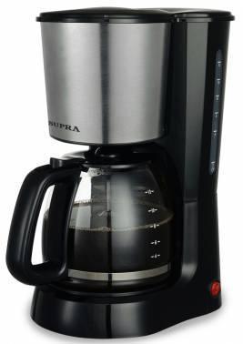 Кофеварка капельная Supra CMS-1501 черный (6985)