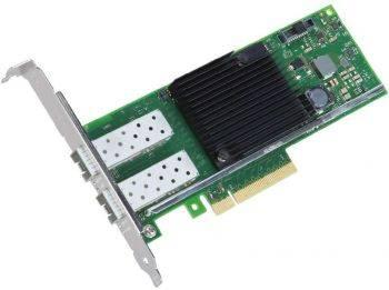 Сетевой адаптер Intel X710DA2BLK 2x10Gb\s SFP+ ports DA (X710DA2BLK 933217)