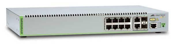 Коммутатор управляемый Allied Telesis AT-FS970M/8PS-50 - фото 1