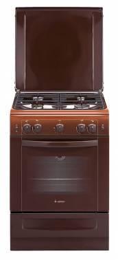 Плита газовая Gefest 6100-01 0001 коричневый (ПГ 6100-01 0001)