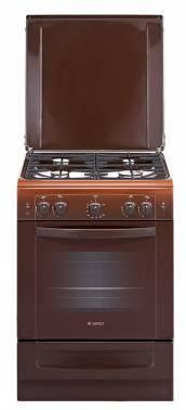 Плита газовая Gefest 6100-02 0010 коричневый (ПГ 6100-02 0010)