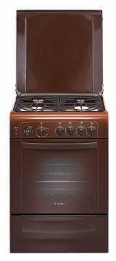 Плита газовая Gefest 6100-04 0001 коричневый (ПГ 6100-04 0001)