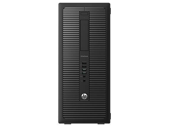 Системный блок HP EliteDesk 800 G1 черный - фото 2