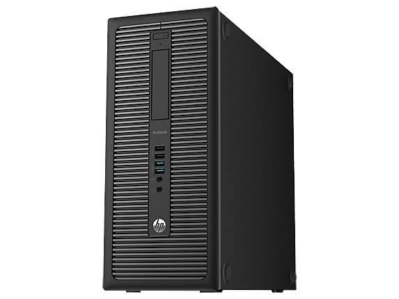 Системный блок HP ProDesk 600 G1 черный - фото 3