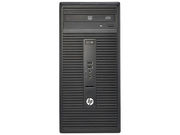 Системный блок HP 280 G1 черный - фото 2