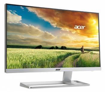 Монитор 25 Acer S277HKwmidpp черный