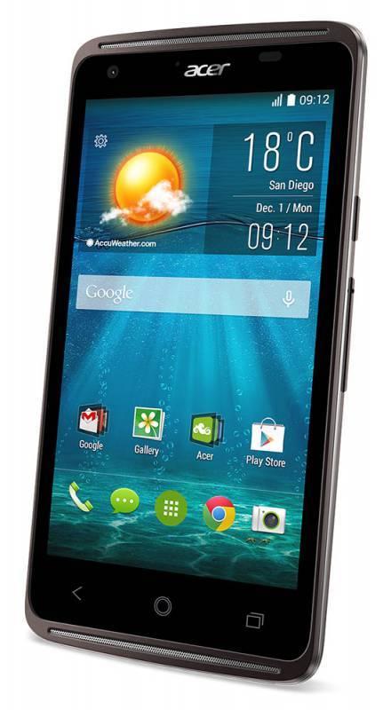 Смартфон Acer Liquid Z410 8ГБ черный - фото 1
