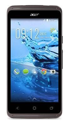 Смартфон Acer Liquid Z410 8ГБ черный - фото 2