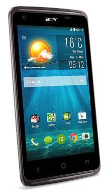 Смартфон Acer Liquid Z410 8ГБ черный - фото 3