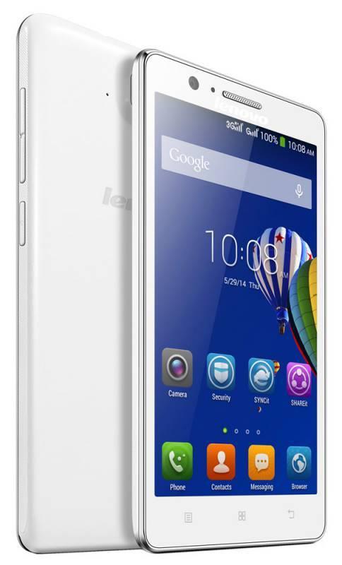 Смартфон Lenovo A536 8ГБ белый - фото 1