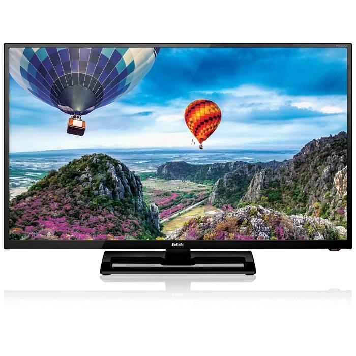 "Телевизор LED 24"" BBK 24LEM-1005/T2C черный - фото 1"