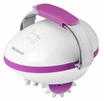 Массажер Medisana AC 850 белый / розовый
