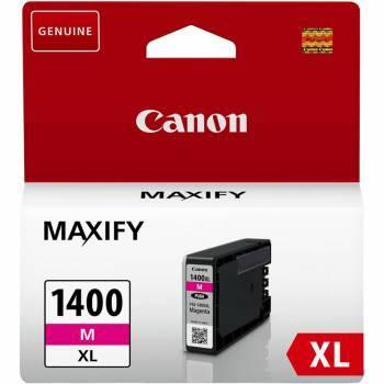 Картридж Canon PGI-1400XLM пурпурный (9203B001)