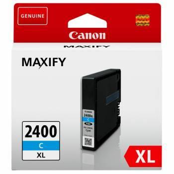 Картридж Canon PGI-2400XLC голубой (9274B001)