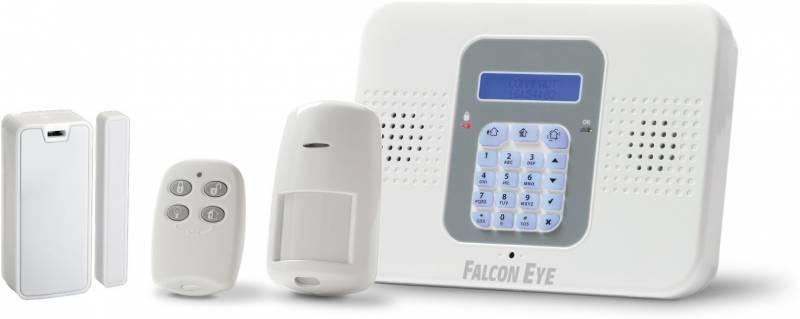 Комплект сигнализации Falcon Eye FE Commpact KIT DIY (SIM) - фото 1