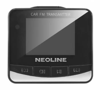 FM-модулятор Neoline Flex FM черный