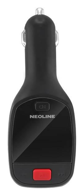 FM-модулятор Neoline Ellipse FM черный - фото 1
