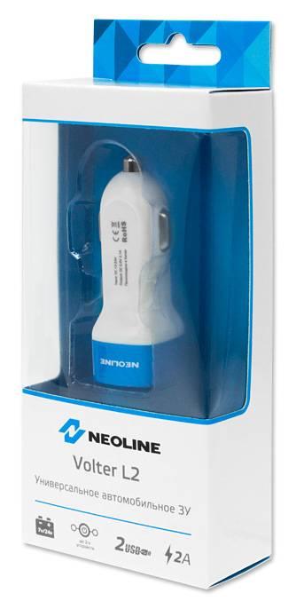 Адаптер USB прикуривателя Neoline Volter L2 - фото 6