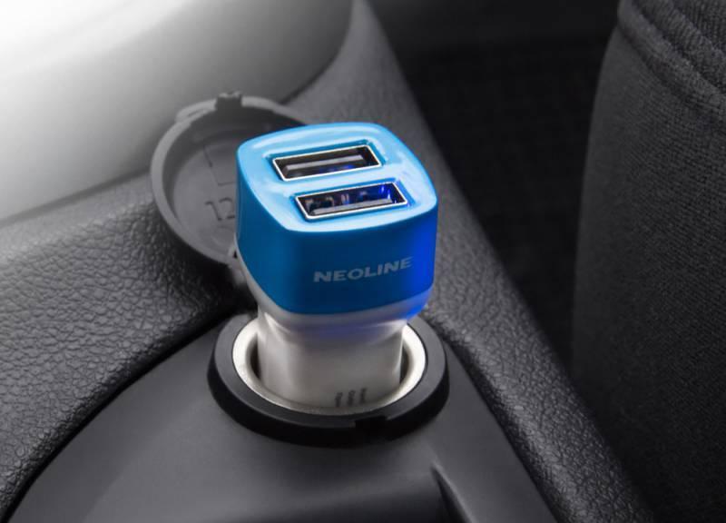 Адаптер USB прикуривателя Neoline Volter L2 - фото 4