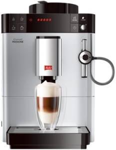 Кофемашина Melitta Caffeo Passione серебристый (6708771)