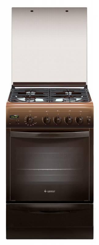 Плита газовая Gefest ПГ 5100-03 0003 коричневый - фото 1
