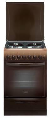 Плита газовая Gefest ПГЭ 5102-02 0001 коричневый