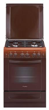 Плита комбинированная Gefest ПГЭ 6101-02 0001 коричневый