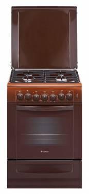 Плита комбинированная Gefest ПГЭ 6102-02 0001 коричневый