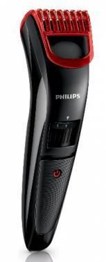 Машинка для стрижки Philips Beardtrimmer QT3900/15 черный
