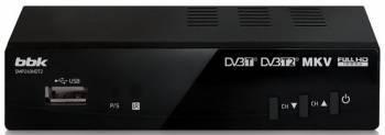 Ресивер DVB-T2 BBK SMP240HDT2 ((DVB-T2) DVB-T SMP240HDT2 ЧЕР)