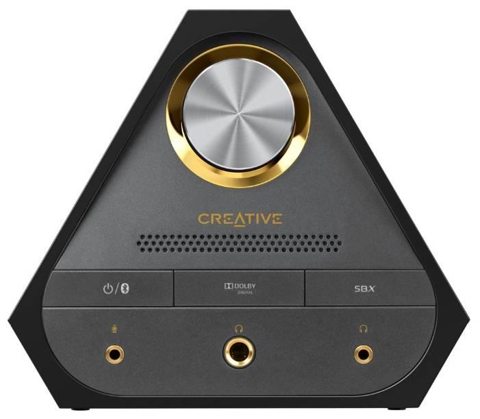 Портативный усилитель Creative Sound Blaster X7 - фото 1