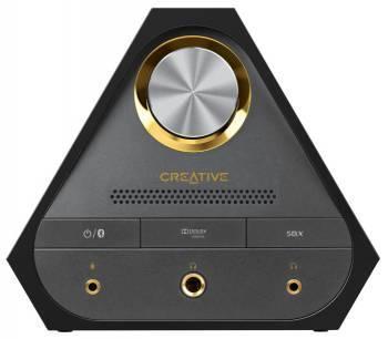 Портативный усилитель Creative Sound Blaster X7