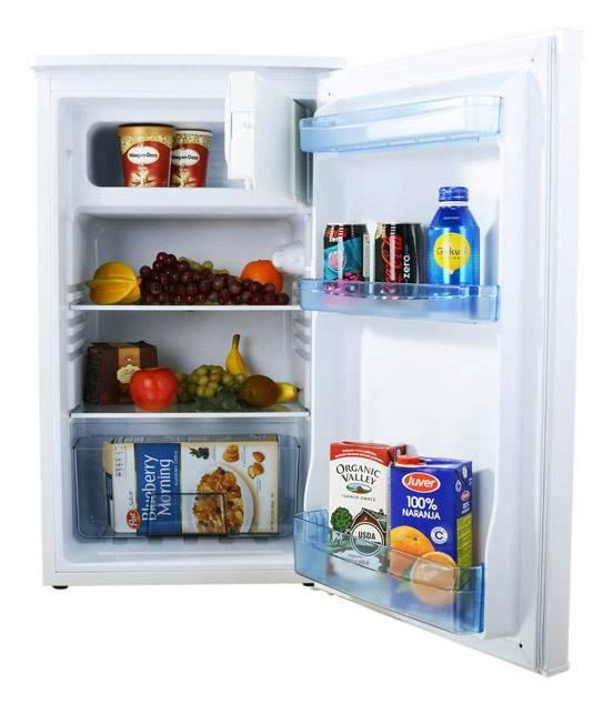 Холодильник Hansa FM106.4 белый - фото 2