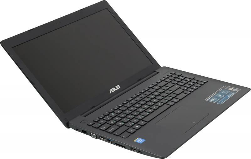 """Ноутбук 15.6"""" Asus X553MA-BING-SX371B (90NB04X6-M14940) черный - фото 3"""