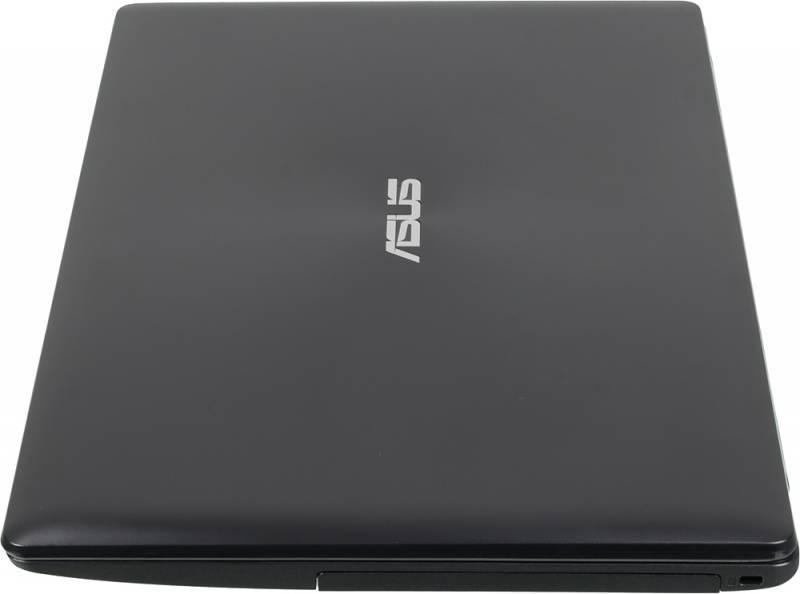 """Ноутбук 15.6"""" Asus X553MA-BING-SX371B (90NB04X6-M14940) черный - фото 4"""
