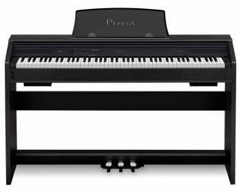 Цифровое фортепиано Casio PRIVIA PX-760BK черный