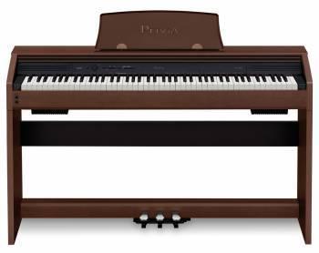Цифровое фортепиано Casio PRIVIA PX-760BN коричневый