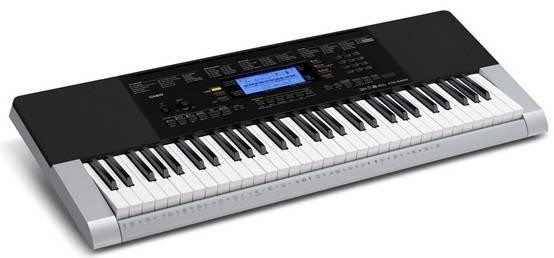 Синтезатор Casio CTK-4400 серый - фото 2
