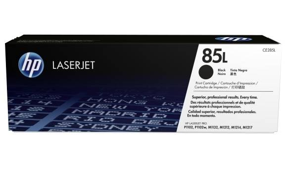 Тонер Картридж HP 85L CE285L черный - фото 1