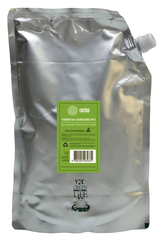 Тонер Cactus CS-TSG2-10kg черный 10000грамм - фото 1