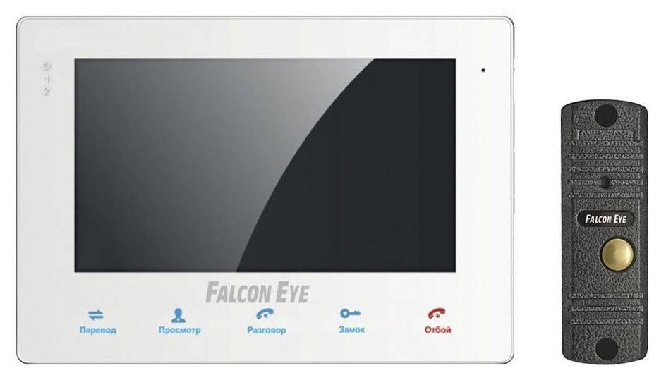 Видеодомофон Falcon Eye FE-KIT Квартира белый - фото 1
