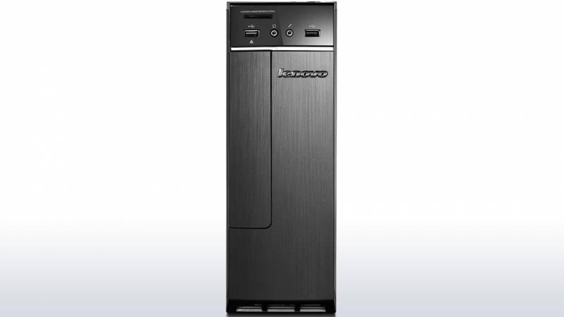 Системный блок Lenovo H30-00 черный - фото 2