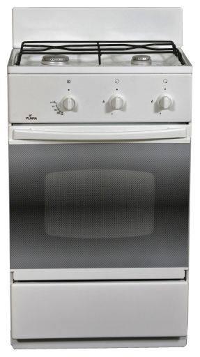 Плита газовая Flama CG 3202 W белый (CG 3202 W/B) - фото 1
