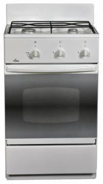 Плита газовая Flama CG 3202 W белый (CG 3202 W/B)