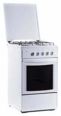 Плита газовая Flama RG 2401 W белый (RG 2401 W/В)