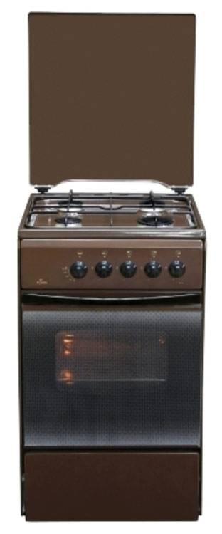 Плита газовая Flama RG 2401 В коричневый - фото 1