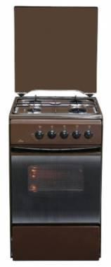 Плита газовая Flama RG 2401 В коричневый